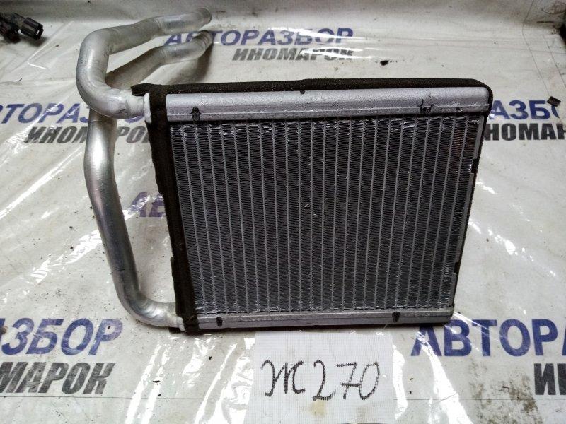 Радиатор печки Kia Accent QB передний (б/у)