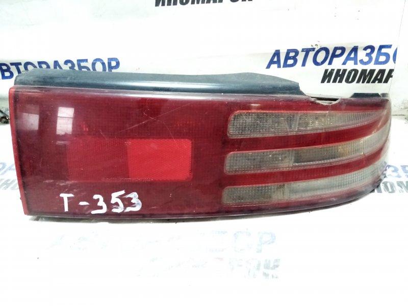 Фонарь задний правый Toyota Corolla Ceres AE100 задний правый (б/у)