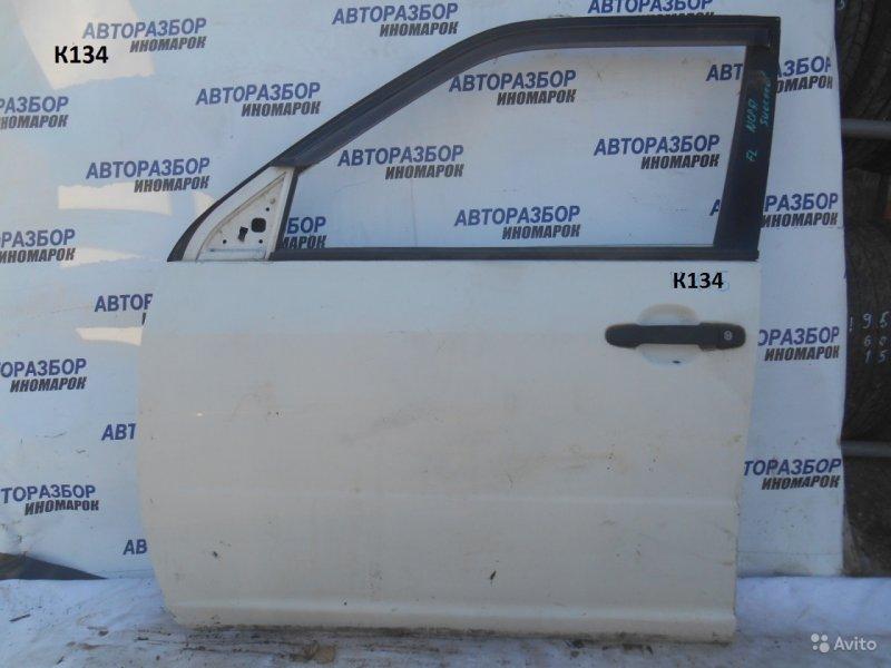 Дверь передняя левая Toyota Probox NCP50 передняя левая (б/у)