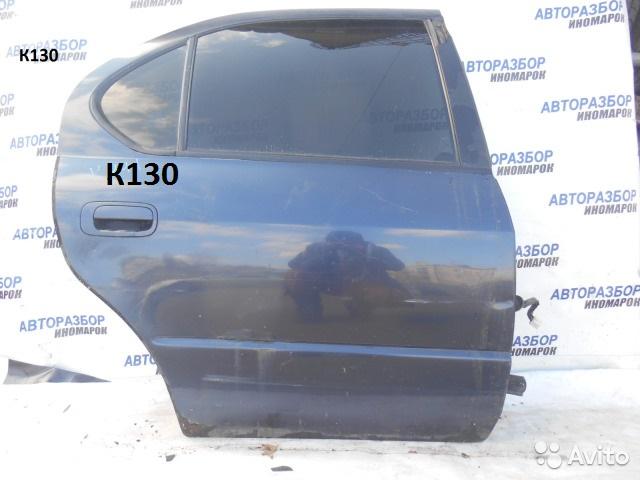 Дверь задняя правая Toyota Vista CV40 задняя правая (б/у)