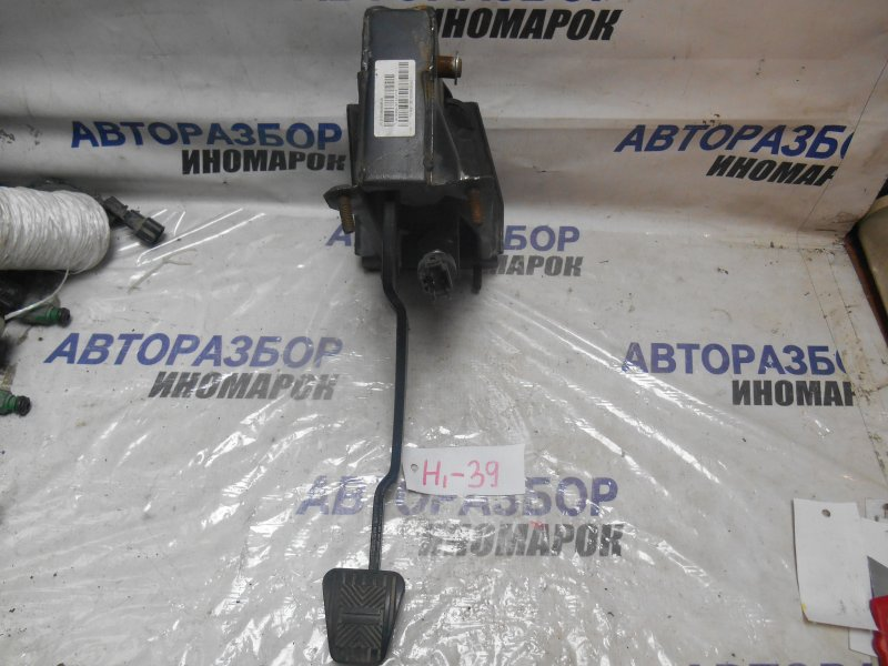Педаль тормоза Lada Priora 2170 передняя (б/у)