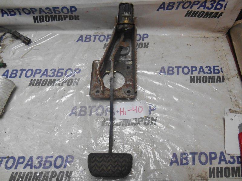 Педаль тормоза Toyota Allex CE121 передняя правая (б/у)
