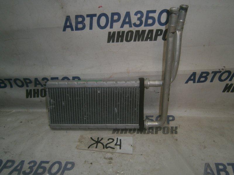 Радиатор печки Toyota Passo KGC10 1KRFE передний (б/у)