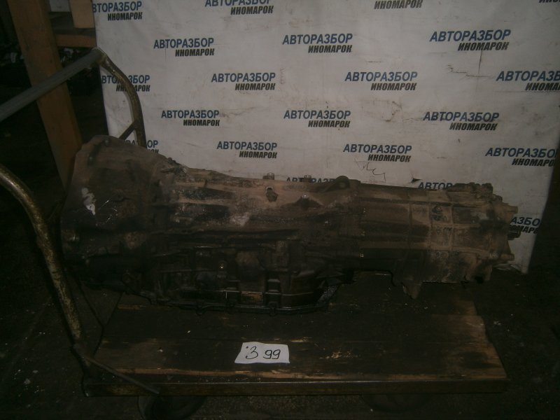 Акпп Audi Q7 4LB BAR (б/у)