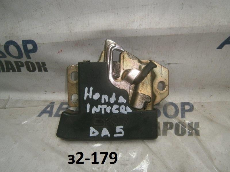 Замок капота Honda Integra DA5 передний (б/у)