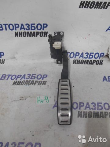 Педаль газа Volkswagen Cayenne 4LB передняя (б/у)