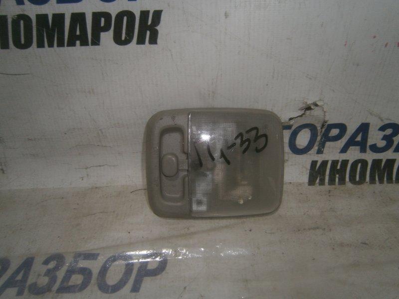 Плафон освещения салона Nissan Bluebird Sylphy FG10 (б/у)