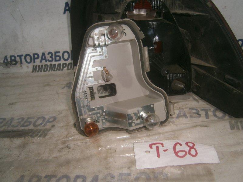 Плата заднего фонаря Volkswagen Polo 601 (б/у)