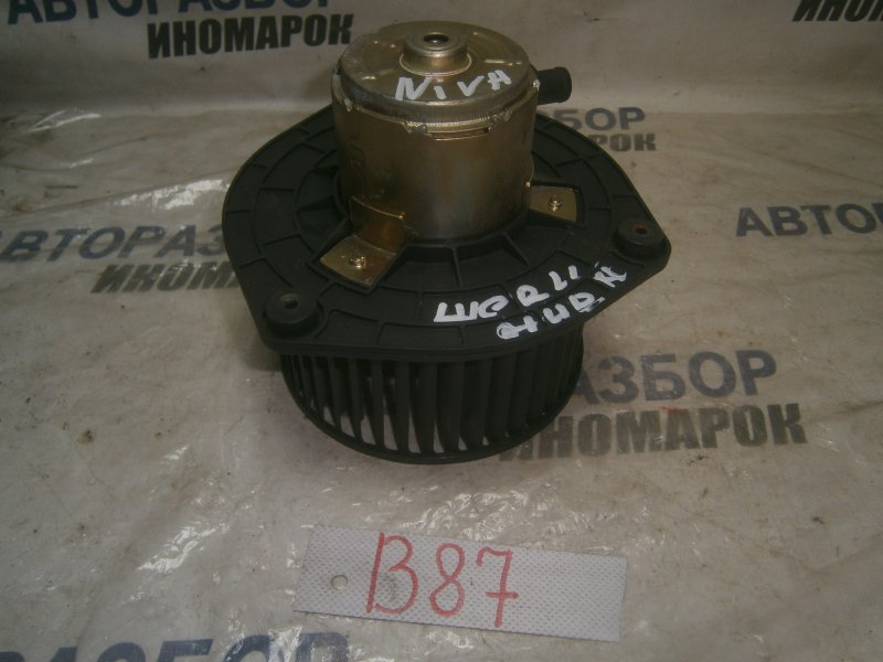 Мотор печки Лада Niva 21236 (б/у)