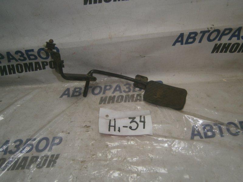 Педаль газа Chevrolet Niva 21236 передняя левая (б/у)