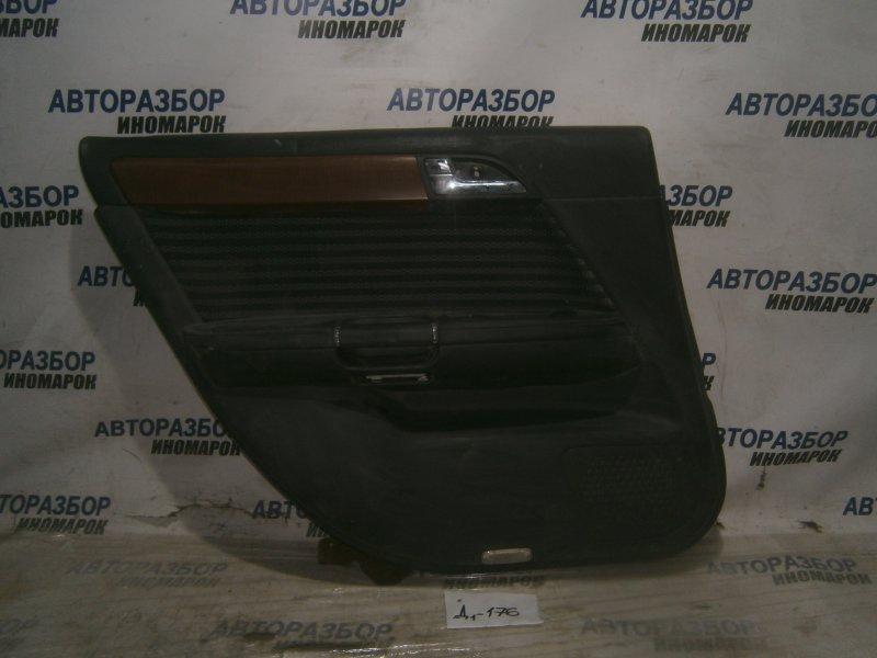 Обшивка двери задней левой Nissan Fuga PNY50 задняя левая (б/у)
