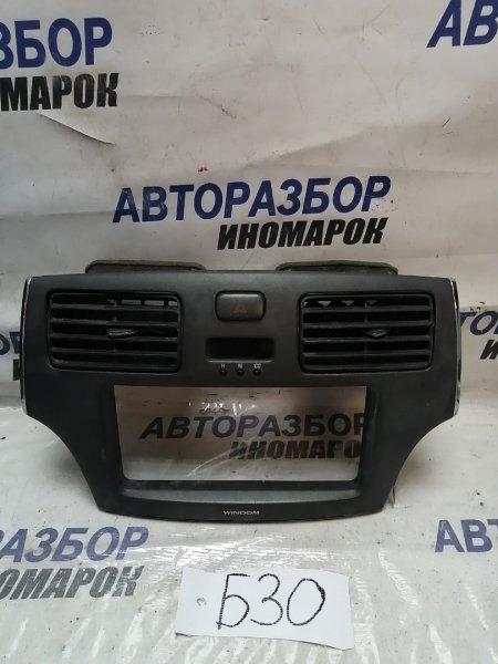 Рамка магнитолы Toyota Windom MCV30 (б/у)