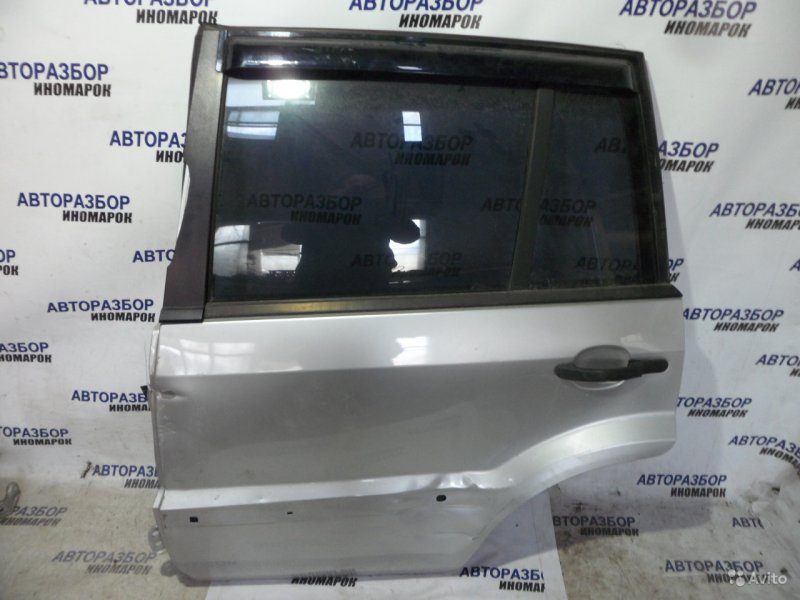 Дверь задняя левая Ford Fusion CBK задняя левая (б/у)