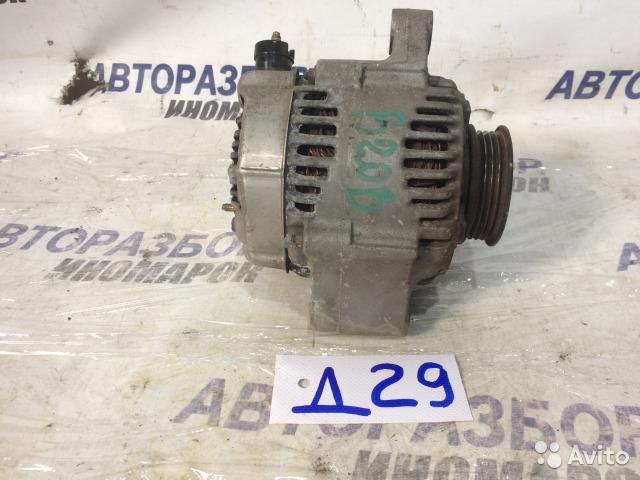 Генератор Honda Cr-V RH1 B20B передний (б/у)