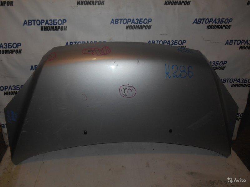 Капот Toyota Noah AZR60 передний (б/у)