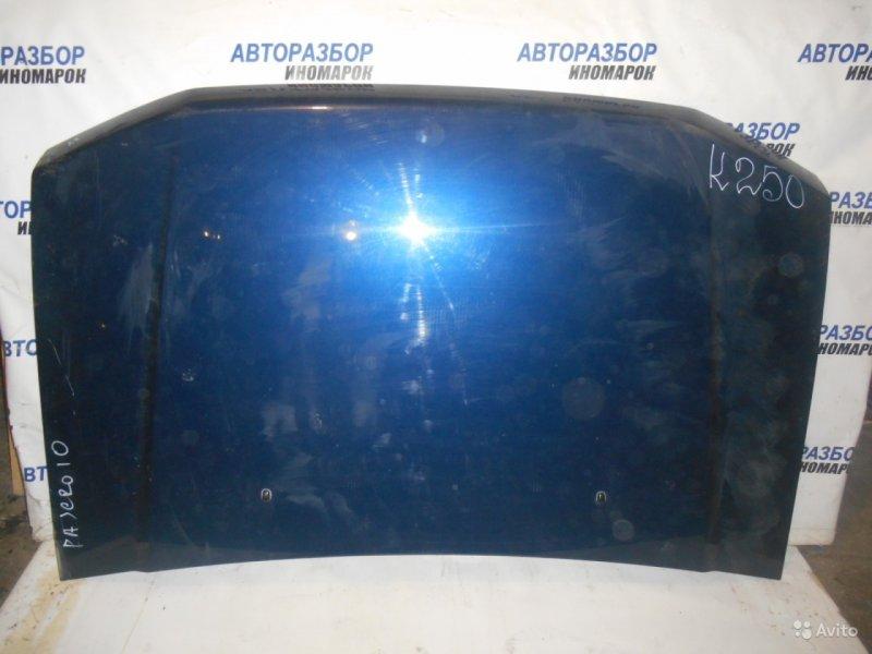 Капот Mitsubishi Montero H62W передний (б/у)
