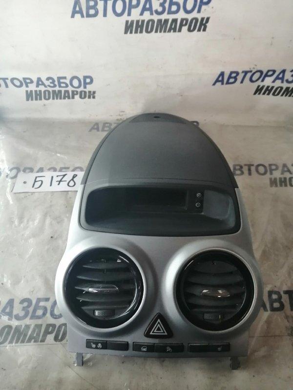 Накладка торпедо Opel Corsa D (б/у)