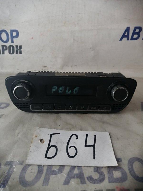Блок управления климат-контролем Volkswagen Polo 601 (б/у)