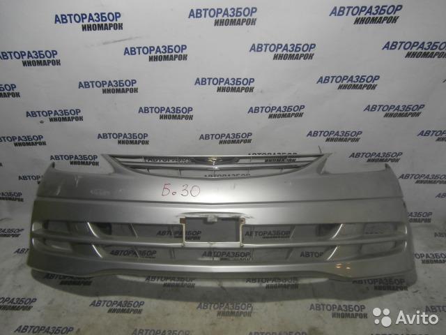 Бампер передний Toyota Estima ACR30 передний (б/у)