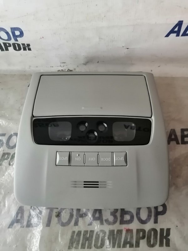 Плафон освещения салона Lexus Gs300 GRS190 (б/у)