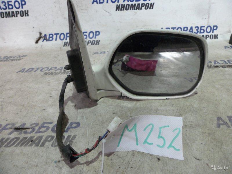 Зеркало правое Toyota Echo NCP20 переднее правое (б/у)