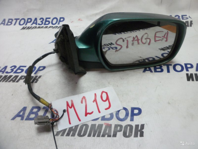 Зеркало правое Nissan Stagea WGC34 переднее правое (б/у)