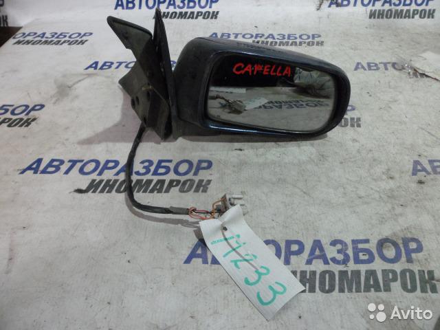 Зеркало правое Mazda Capella GFEP переднее правое (б/у)