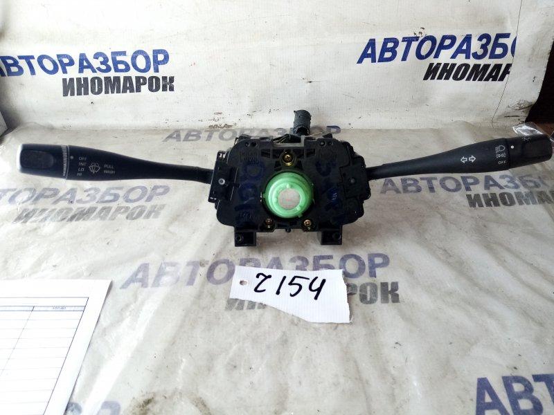Блок подрулевых переключателей Nissan Bluebird Sylphy FG10 передний (б/у)