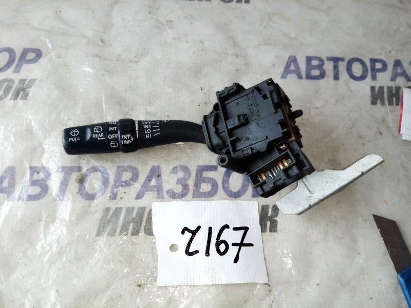 Переключатель стеклоочистителей Toyota Opa AZV50 передний правый (б/у)