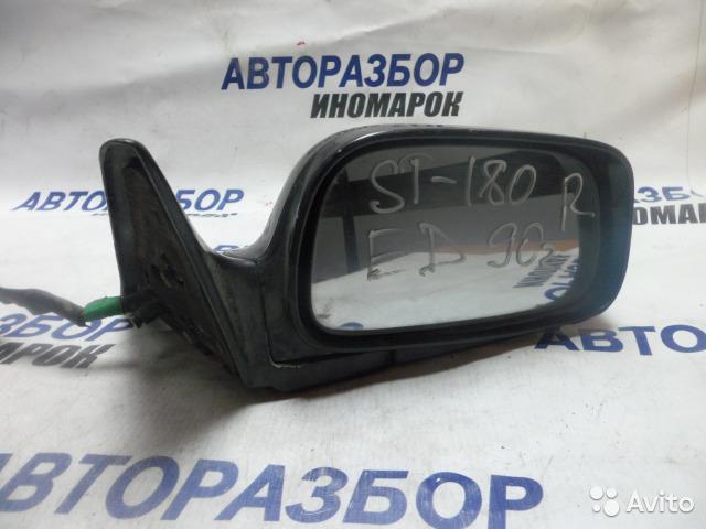 Зеркало правое Toyota Carina Ed ST180 переднее правое (б/у)