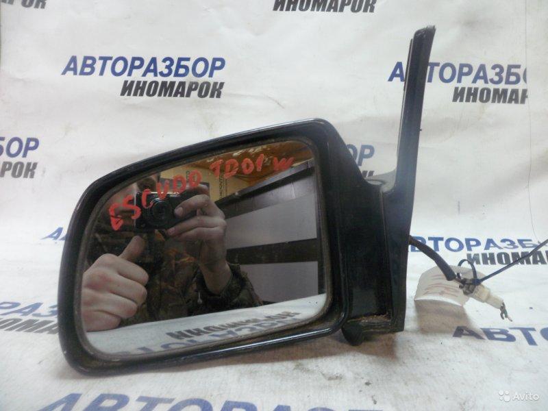 Зеркало левое Suzuki Escudo TA01R переднее левое (б/у)