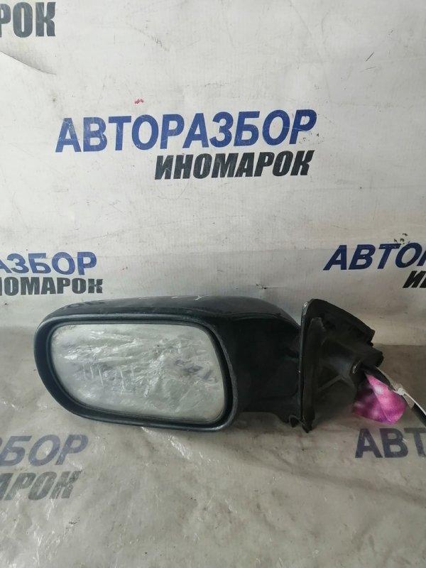 Зеркало левое Nissan Primera HNP10 переднее левое (б/у)
