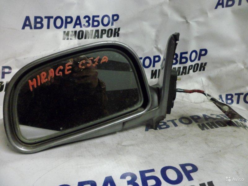 Зеркало левое Mitsubishi Mirage CJ1A переднее левое (б/у)