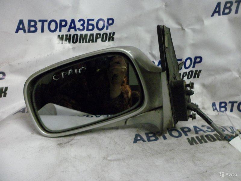 Зеркало левое Toyota Opa ACT10 переднее левое (б/у)