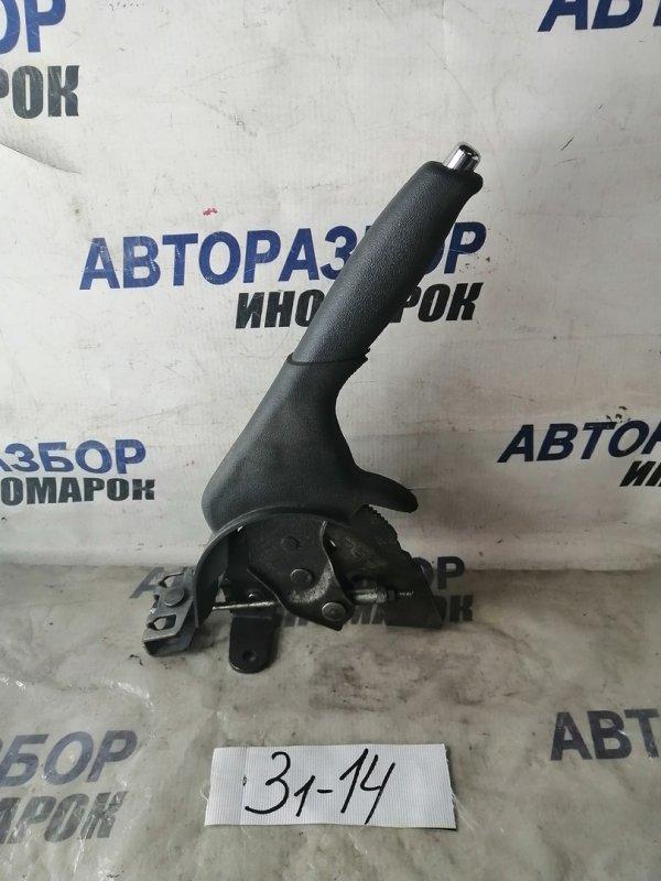 Рычаг ручного тормоза Toyota Ist NCP60 передний (б/у)
