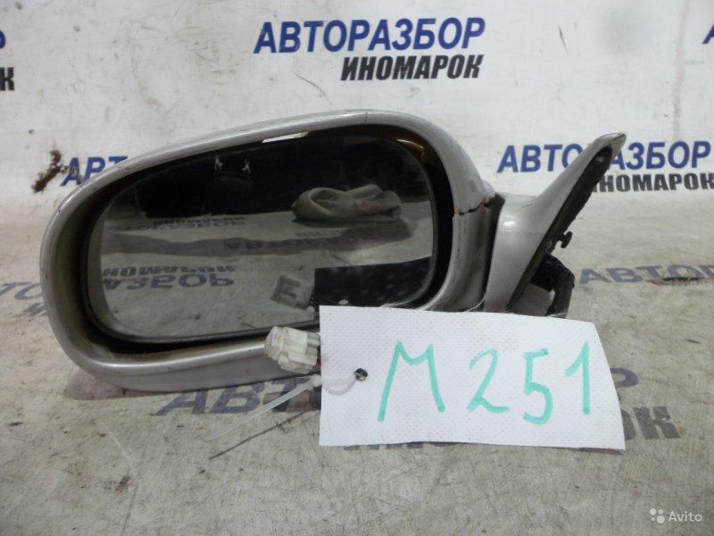 Зеркало левое Toyota Corolla Ceres AE100 переднее левое (б/у)
