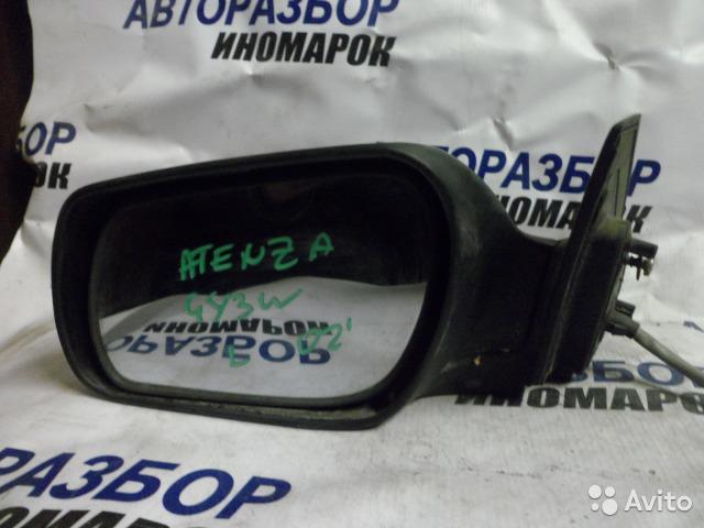 Зеркало левое Mazda Atenza GG3P переднее левое (б/у)