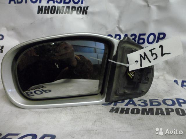 Зеркало левое Mercedes-Benz C-Class C-Class CL203 переднее левое (б/у)