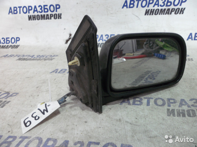 Зеркало правое Mitsubishi Rvr N33W переднее правое (б/у)
