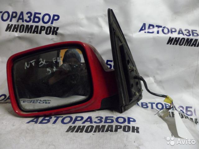 Зеркало левое Nissan X-Trail NT30 переднее левое (б/у)
