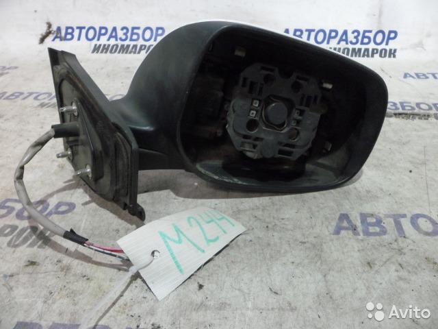Зеркало правое Toyota Vitz KSP90 переднее правое (б/у)