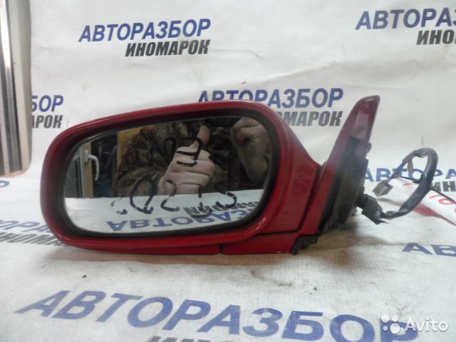 Зеркало левое Toyota Carina Ed ST200 переднее левое (б/у)
