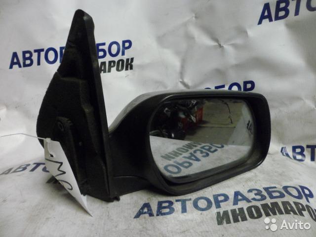 Зеркало правое Mazda Demio DY3R переднее правое (б/у)