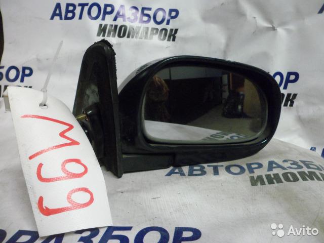 Зеркало правое Toyota Sprinter Carib AE110 переднее правое (б/у)