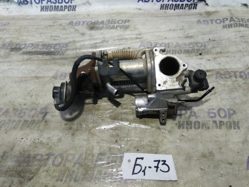 Радиатор системы egr Renault Clio K9K передний (б/у)