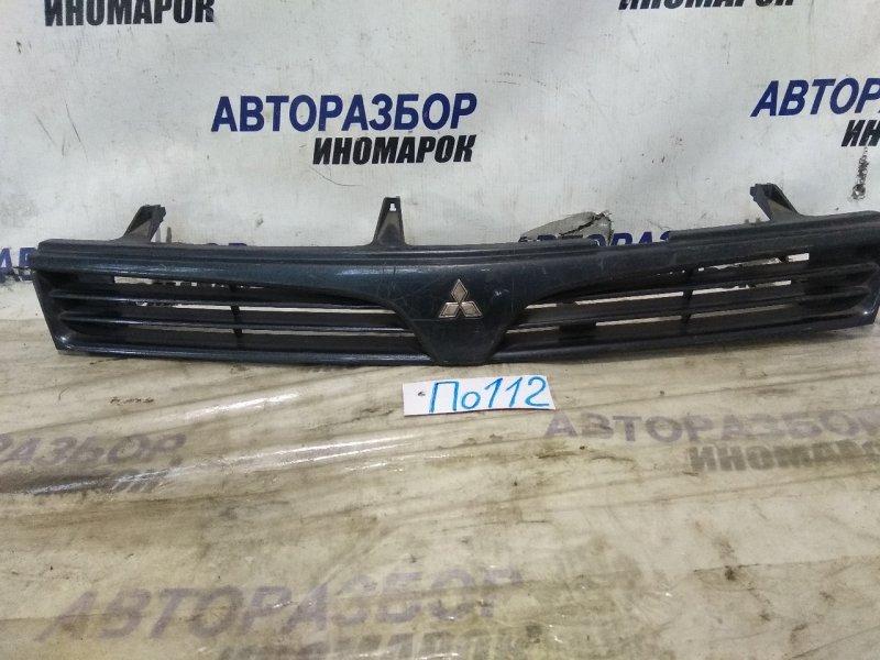Решетка радиатора Mitsubishi Lancer CK1A передняя (б/у)