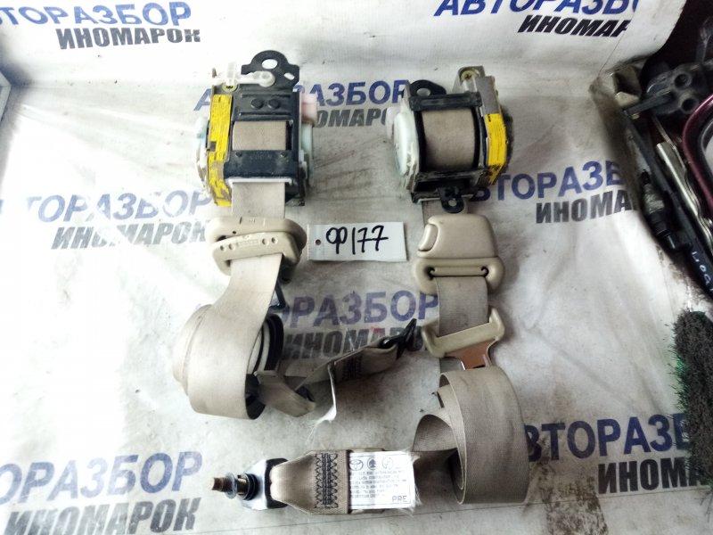 Ремень безопасности Toyota Nadia ACN10 2000 (б/у)