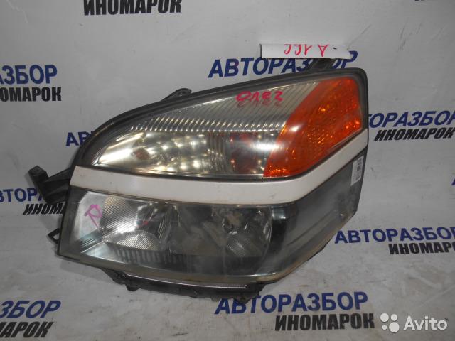 Фара передняя левая Toyota Voxy AZR60 передняя левая (б/у)