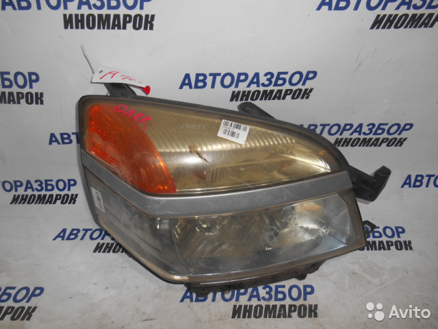 Фара передняя правая Toyota Voxy AZR60 передняя правая (б/у)