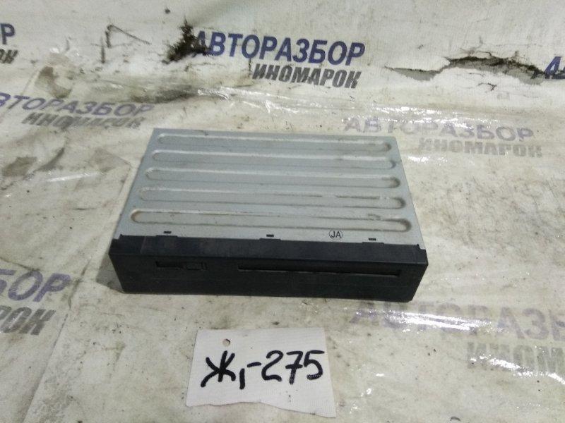 Блок управления навигацией Toyota Estima ACV30 (б/у)